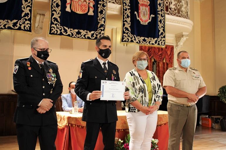 Ciudad Real conmemora el Día de la Policía Local