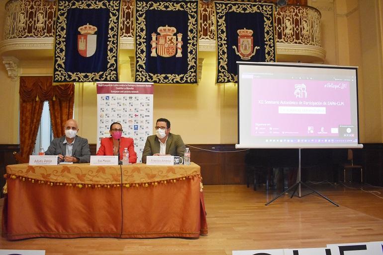 Ciudad Real El Ayuntamiento asiste al XII Encuentro Autonómico de Participación Violencia Administrativa