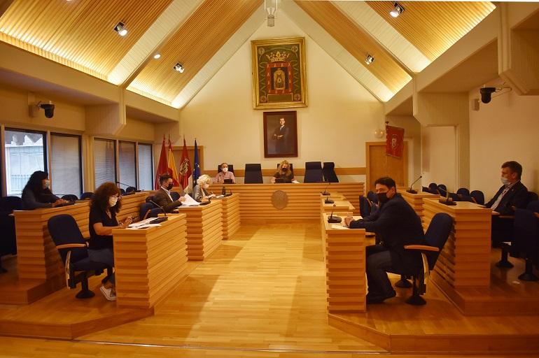 Ciudad Real El Consejo de Ciudad aprueba la modificación de la ordenanza fiscal C-1 del impuesto sobre bienes inmuebles