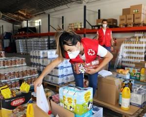 Ciudad Real: Cruz Roja reparte en la provincia más de 213.000 kilos de alimentos a 6.412 personas