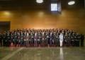 Graduados los 117 polícias locales que ocuparán sus plazas en 46 municipios de la región