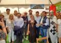 Vox Ciudad Real presente en los actos de Viva21 de Madrid